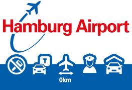 hamburg airport p1 2 direkt am terminal parkscanner. Black Bedroom Furniture Sets. Home Design Ideas