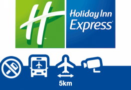 Holiday Inn Express Zürich Airport Parkplatz