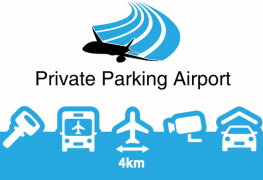 Private Parking Airport P&R